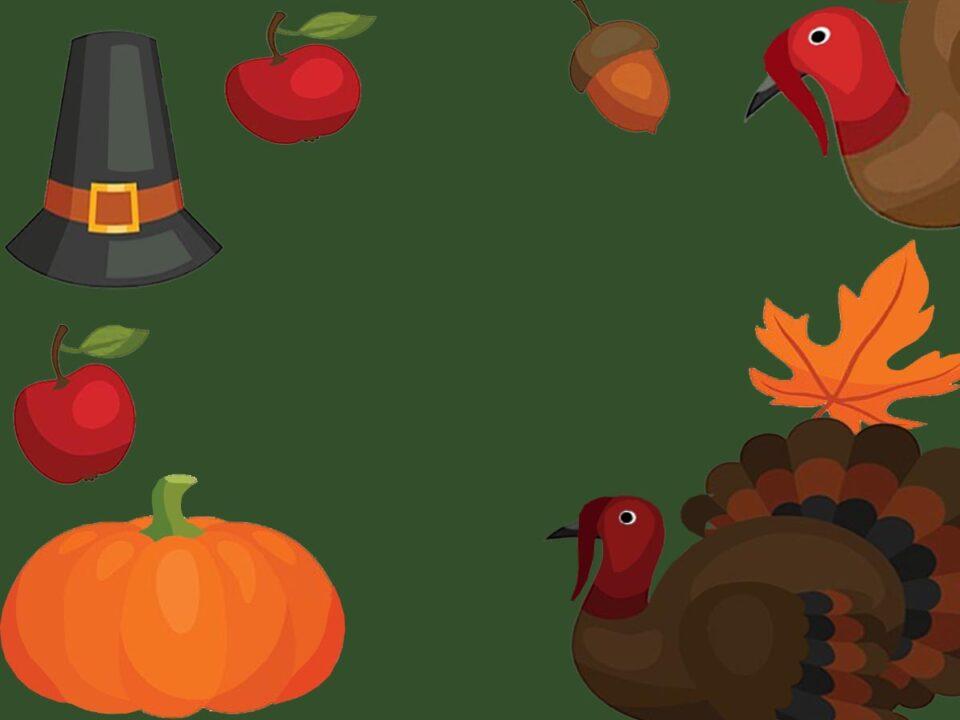 thanksgiving, курсы английского,